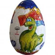 Didelis šokoladinis kiaušinis Dino su siurprizu, 115 g
