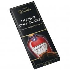 Doulton Courvoisier šok. saldainių dėžutė su konjaku, 150 g