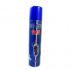 Žiebtuvėlių dujos Gas, papildymui, 300 ml