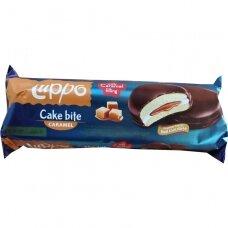 Luppo Cake su puriu kremu ir karamele šokolade, 184 g