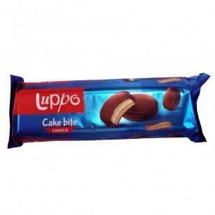 Luppo Cake su puriu kremu šokolade, 184 g