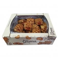 Sausainiai Grona Ažur su vyšnių sk. įdaru, 0,6 kg