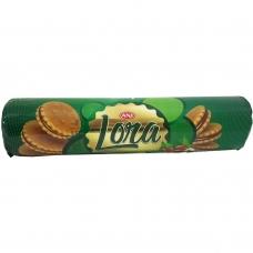 Sausainiai Lora su lazdyno riešutų sk. kremu, 143 g