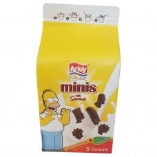 Sausainiai Simpsons kakaviniai tetrapake, 135 g