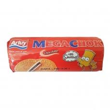 Sausainiai Simpsons  su šokolado skonio pertepimu, 180 g