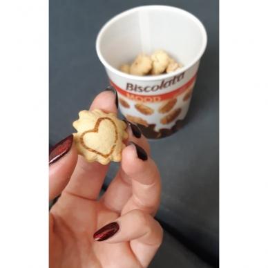 Sausainėliai-burtai Biscolata Mood, 115 g 2