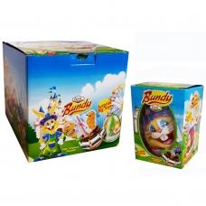 Šokoladinis kiaušinis Bundy su žaisliuku, 60 g