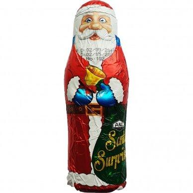 Šokoladinių figūrėlių Kalėdų Senelis rinkinys, 24x38 g