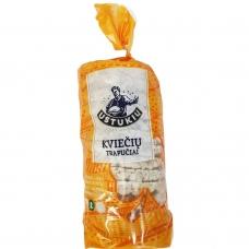 Kviečių trapučiai Ustukių Malūnas su sezamu ir joduota druska, 100 g