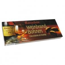Weinbrand-Bohnen šok. saldainių dėžutė su brendžiu, 200 g